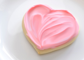 Valentine Cut-Out Cookies