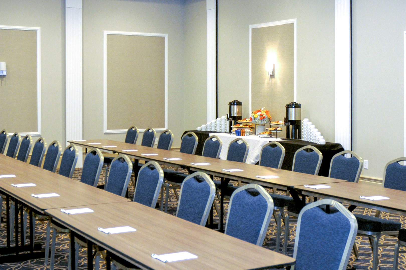 Ample Meeting Space