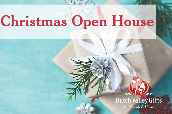 Dutch Valley Gifts - Christmas Open House 2018