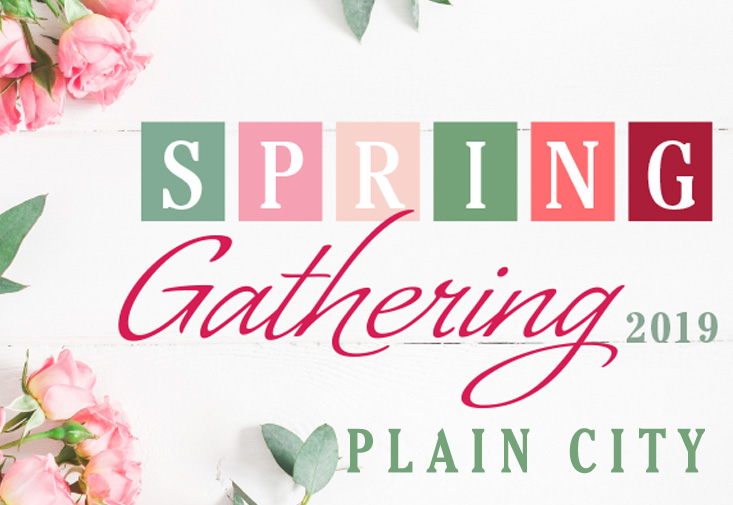 Carlisle Gifts Plain City Spring Gathering